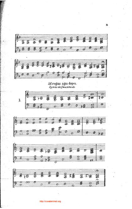 1856 Gevaert Method for Accompanying Plainchant