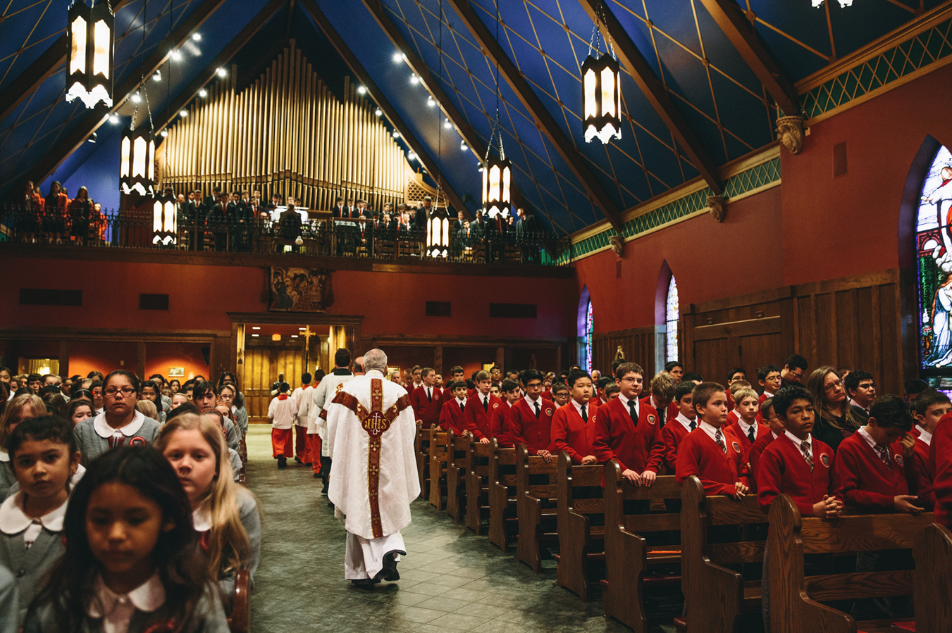 An Overview Of The Music Program At Our Lady Of The