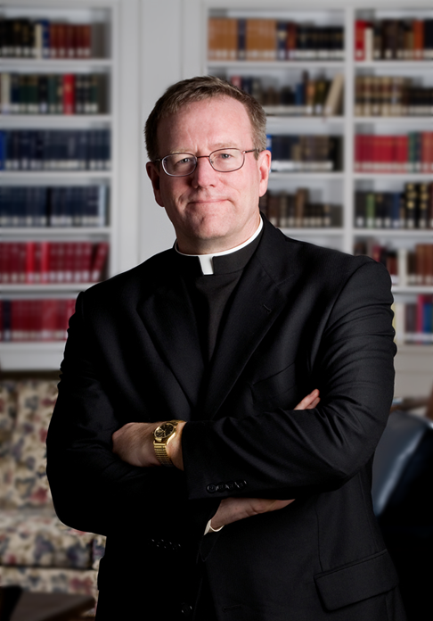 Fr. Robert E. Barron To Be Mad...