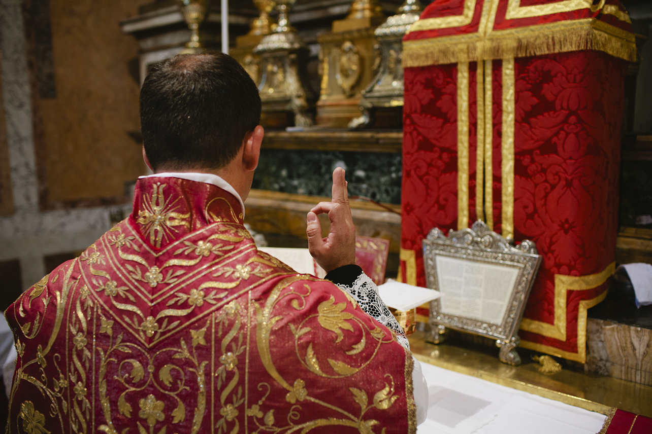 from latin mass to being an The day the mass changed, how it happened and why -- part i the first  certainly provided for use of the vernacular at mass, but latin was  these norms being.
