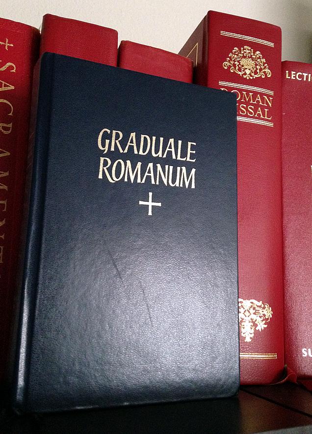 Graduale Romanum Pdf