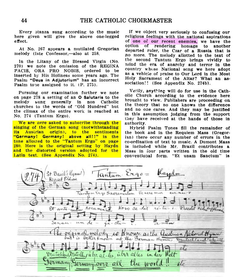 """PDF • """"Hosanna"""" Catholic Hymnal (285 Pages)"""