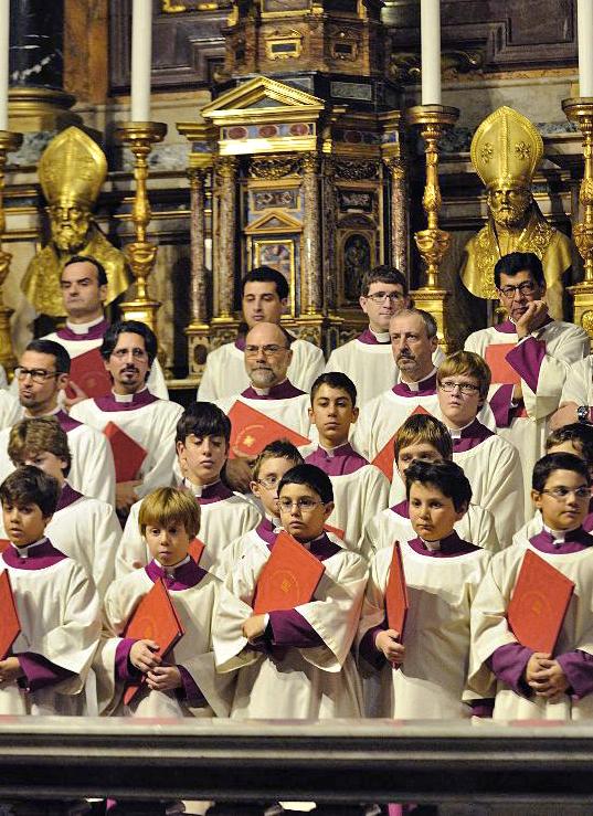 The Role of Catholic Church Choir