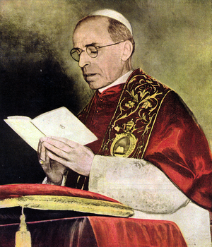 072 Pius XII Holy Week
