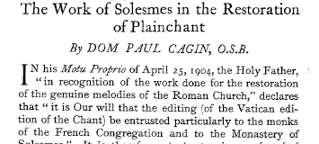 km0_GCT-tome_1905_Plainchant_and_Solesmes