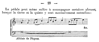 1923 Gastoué Treatise on Gregorian Accompaniment