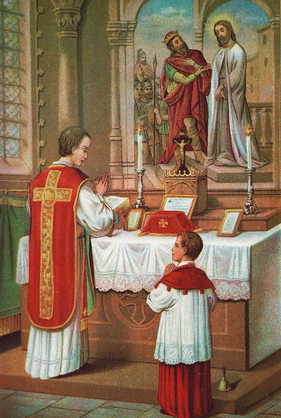 365 Holy Sacrifice of the Mass