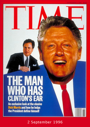 443 Dick Morris Clinton Ear