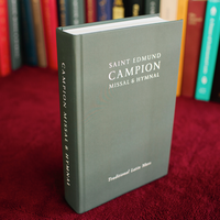 536 Campion Hymnal Latin