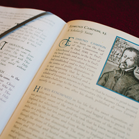 essay edmund campion hero of gods Visions books for young readers edmund campion hero of god's underground approx age 9 and up softcovers approx 100 or more pages some illustrations.