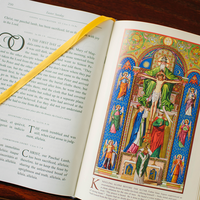 6187 Jogues Illuminated Missal