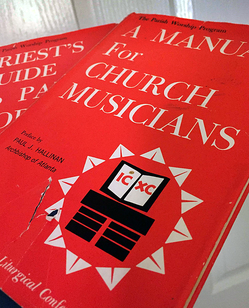 644 Manual Church Music 1964