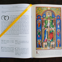 709 Jogues Illuminated Missal