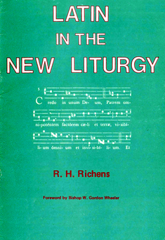 730 Latin in the New Liturgy