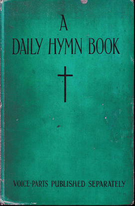 797 Daily Hymn Book COVER