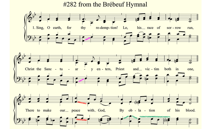 Hymn Harmony: Fifty Examples—Good and Bad!