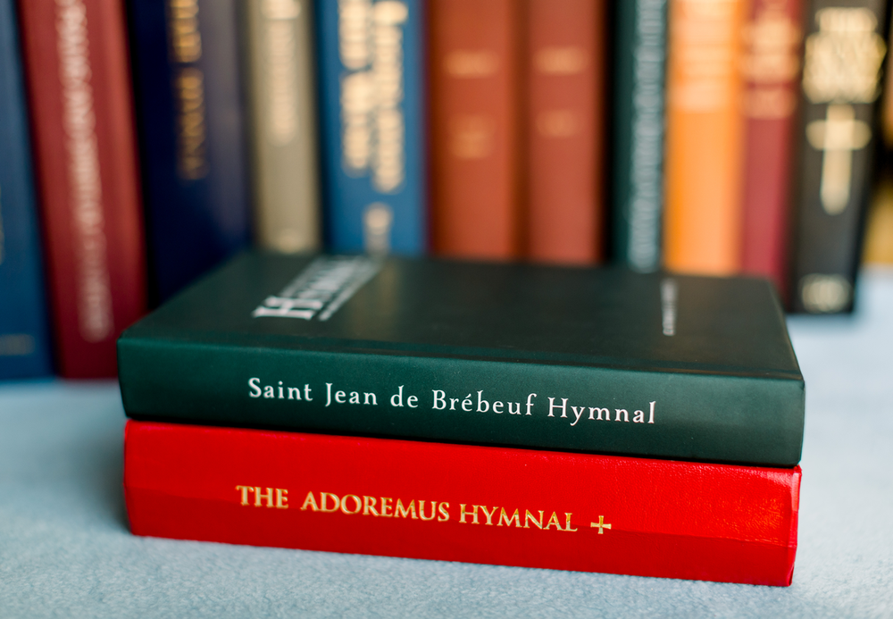 St  Jean de Brébeuf Hymnal • Order Yours Today!