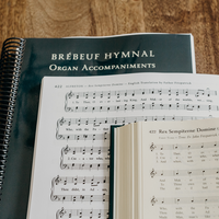 84828-Brebeuf-Hymnal-Organ-Accompaniments