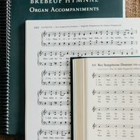 84830 Brebeuf Organ Accompaniments