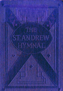 87786 - Saint Andrew Hymn Book - from SCOTLAND