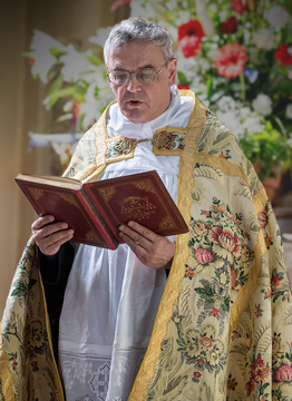 90710 Fr Josef Bisig • FSSP • Priestly Fraternity of Saint Peter