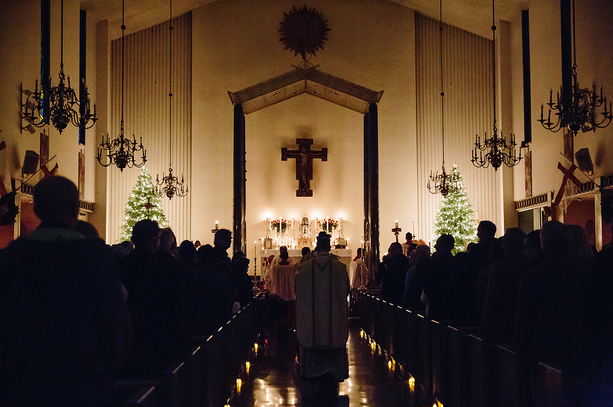 908 Christmas Midnight Mass