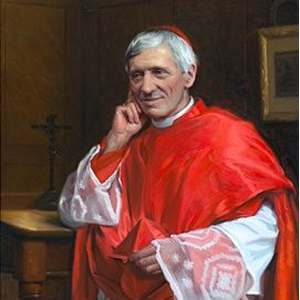John Henry Newman portrait