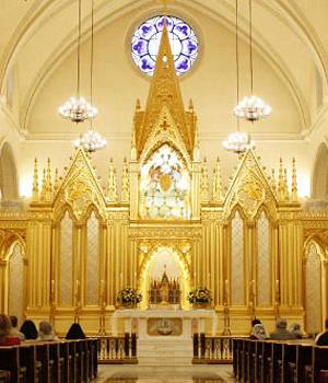 LMT Shrine of the Blessed Sacrament
