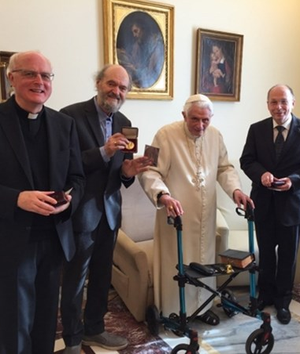 CTL Arvo Part Ratzinger Award 1