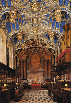 CTL Chapel Royal