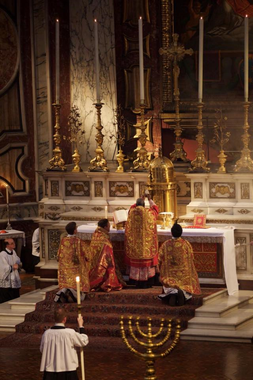 CTL False Ideas about Ad Orientem