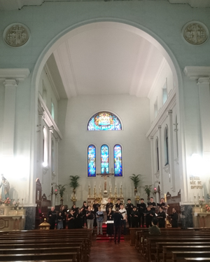 CTL Live Recording from Macau Cathedral