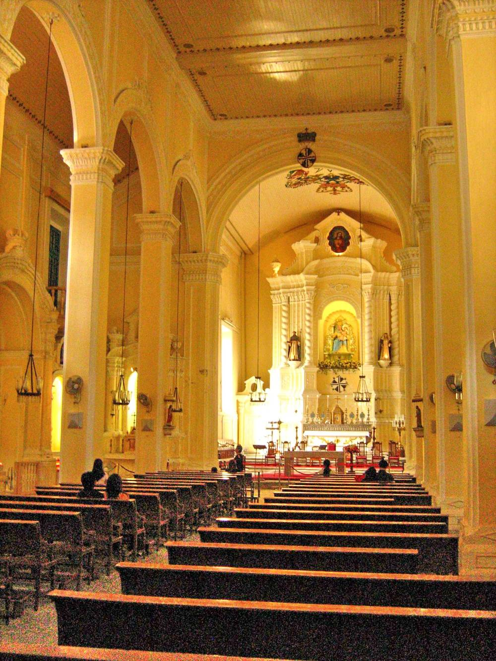 The First Catholic Diocese in East Asia