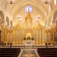 CTL Shrine Blessed Sacrament