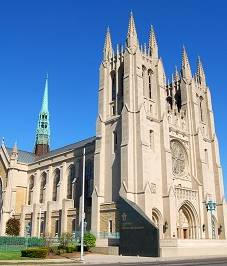 LMT Blessed Sacrament Cathedral Detroit