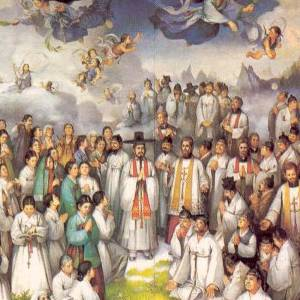 St Andrew Kim and companions