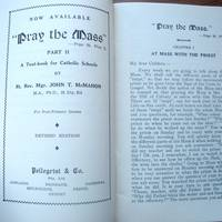 Advert for the sequel of Pray the Mass