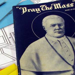 Pray the Mass booklet and cards