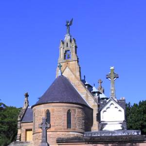 St Michael the Archangel Chapel, Rookwood